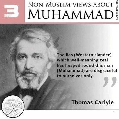 Non-Muslims Views About Prophet Muhammad SalAllahu Alayhi Wa Sallam...