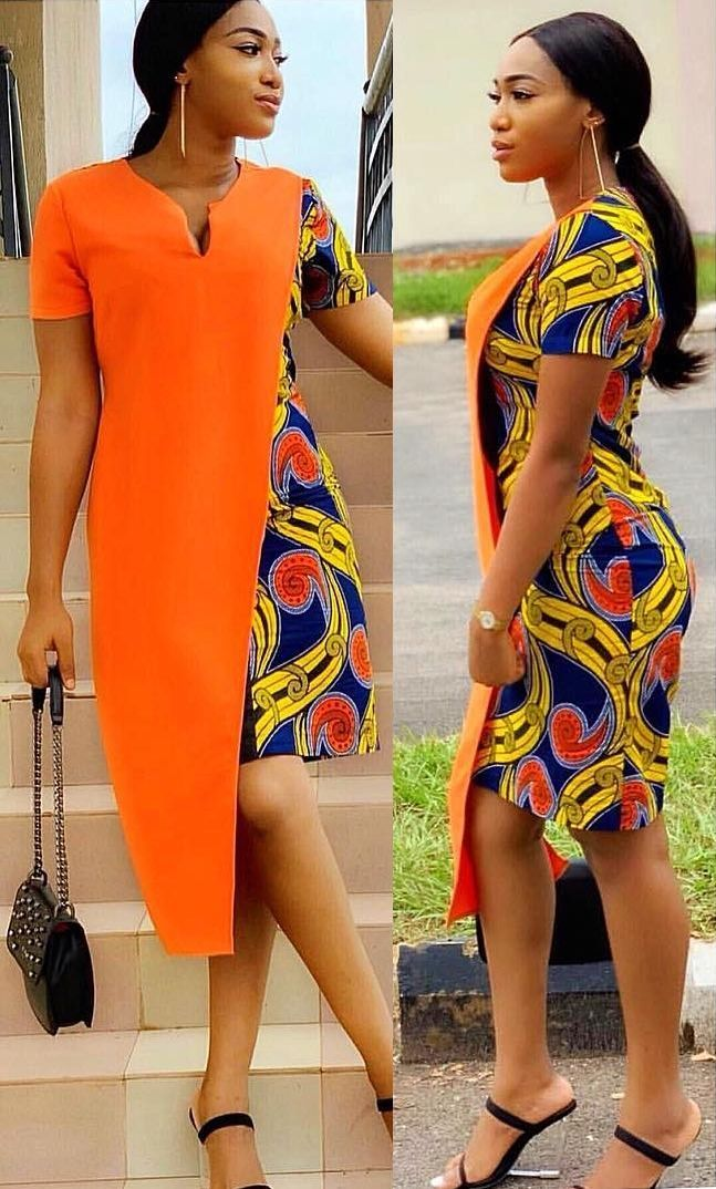 trendy african dress style by laviye