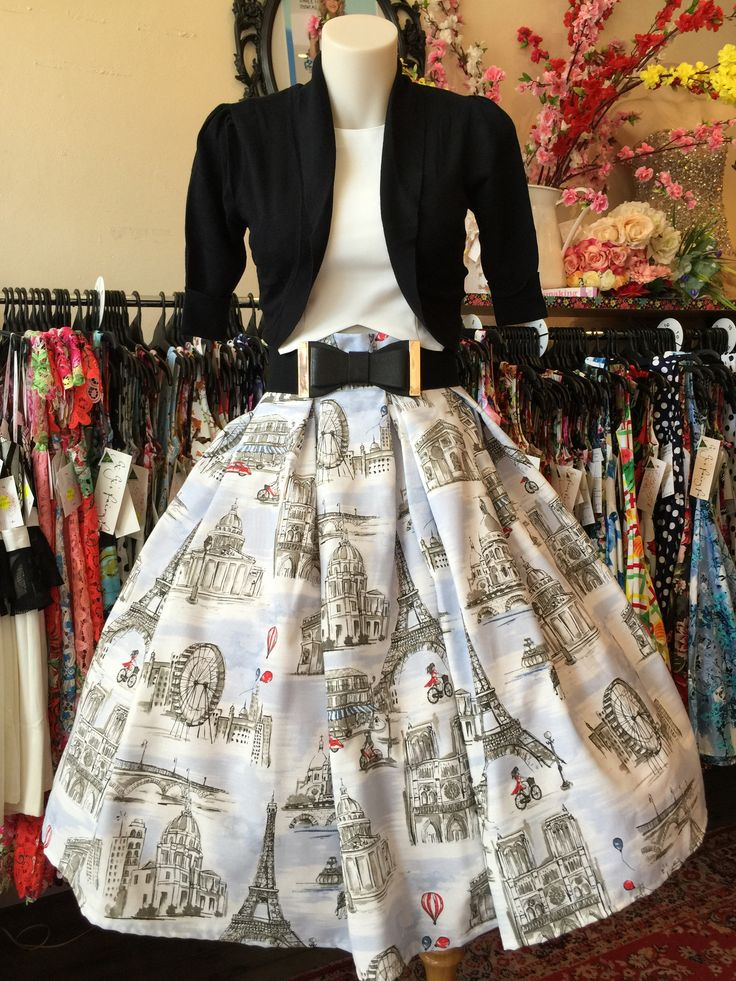 Emma Double Box Pleated Skirt – GiGi's Fairy Fashion