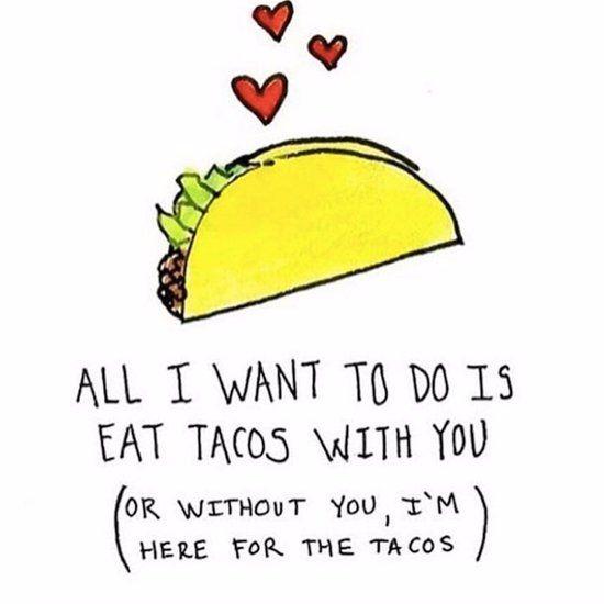 Taco Puns and Memes