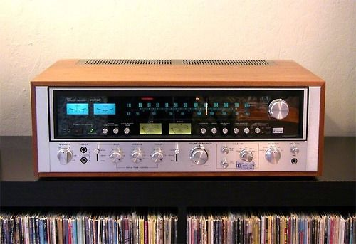 Sansui 9090DB. Sansui has a sound all its own. Never fatiguing, very sweet, detailed and controlled.