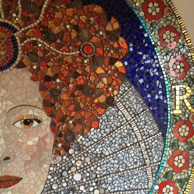 Becky Paton mosaics - Crafts Council