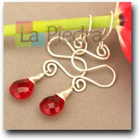 Aretes de Alambre: As Do, Aamore Ideas, I Must Try, Wire, En Alambre, Jewelry, Crafts In, Amazing Jewelry, Earrings