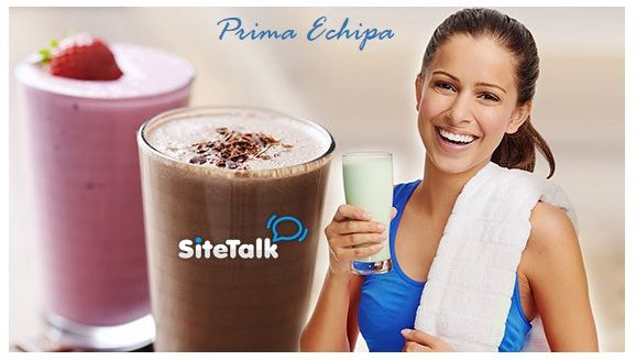 "NEW SITETALK PRODUCT Within the following 4 weeks we will be introducing a new product exclusively for Sitetalk Members called ""DropEat"" This is a protein rich shake that delivers more energy than most other nutritional supplement products on the market and taste absolutely great. Initially there will be two flavors Vanilla and Chocolate but we will be able to offer up to 10 different flavors in time."