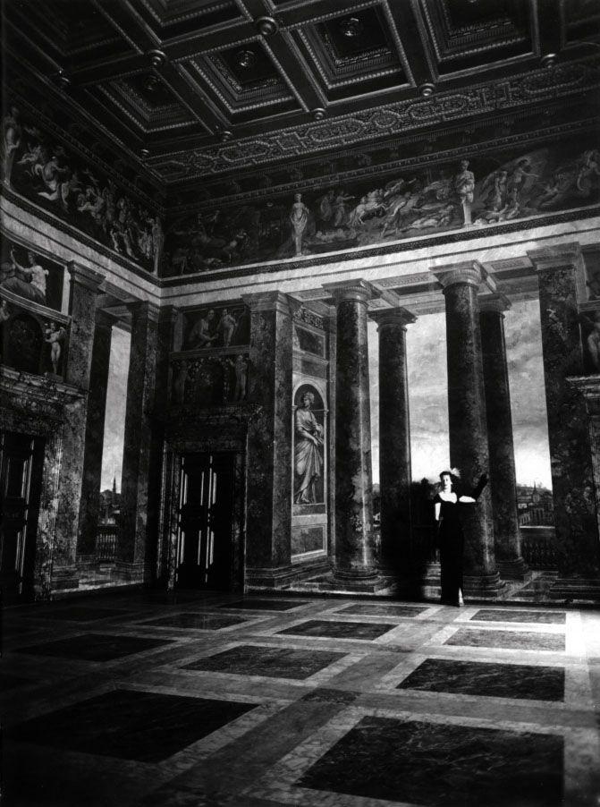 verveux: Pasquale De Antonis: Roman Post-WWII Aristocratic Fashion