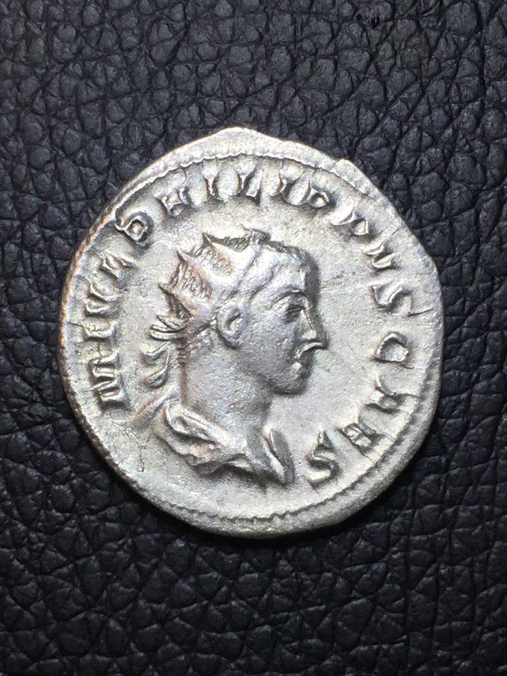 12 best ancient world images on pinterest ancient rome roman a very pleasing superb silver antoninianus of emperor philip ii 238 249ad fandeluxe Gallery