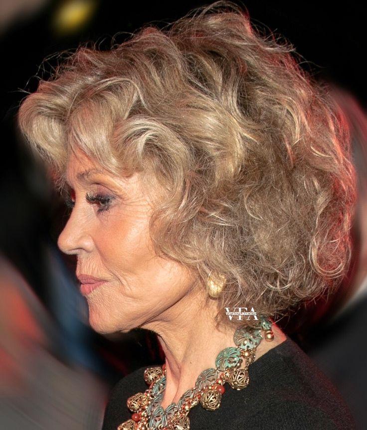 Pin by Theresa Schafer on hairstyles Jane fonda, Jane