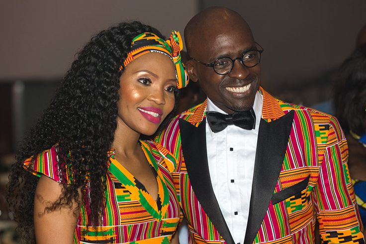 Honourable Malusi and Noma Gigaba - Minister of South African Home Affairs.