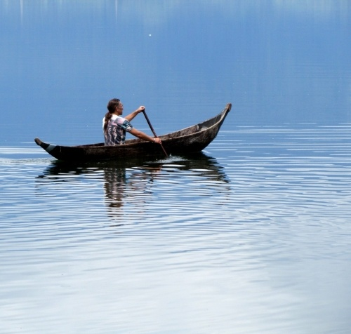 Danau Maninjau, Sumatra, Indonesien