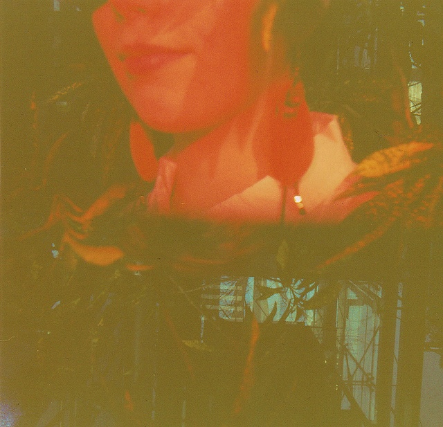 Half a Face. Photograph taken by Milla-Maria Joki (2012)