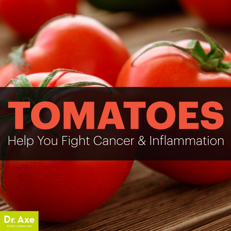 Tomato nutrition - Dr. Axe http://www.draxe.com #health #holistic #natural