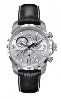 Certina DS Podium Big Size GMT - http://www.steiner-juwelier.at/Uhren/Certina-DS-Podium-Big-Size-GMT::476.html