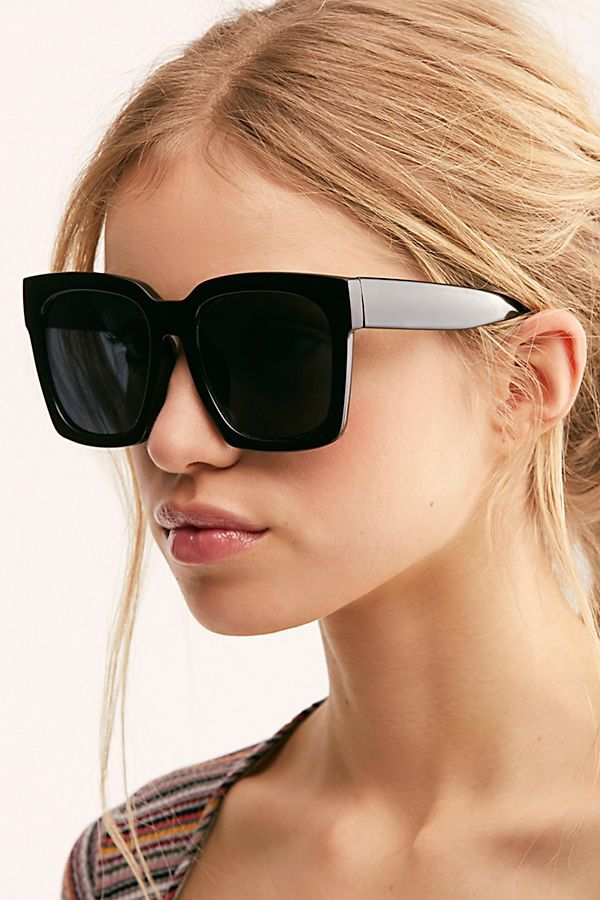 9a54b4a67 Dixie Jane Oversized Sunglasses in 2019 | Wear | Oversized ...