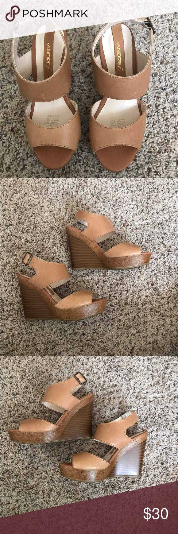 Andrea heels Andrea heels in good condition shoes come as pictured andrea Shoes