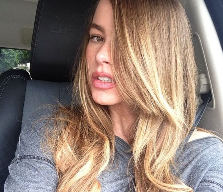 Sofia Vergara Just Dyed Her Hair Blonde And Its Pretty Hot (Should She Keep This Color?)