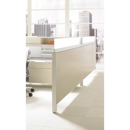 District Furniture Panel Walls by Teknion