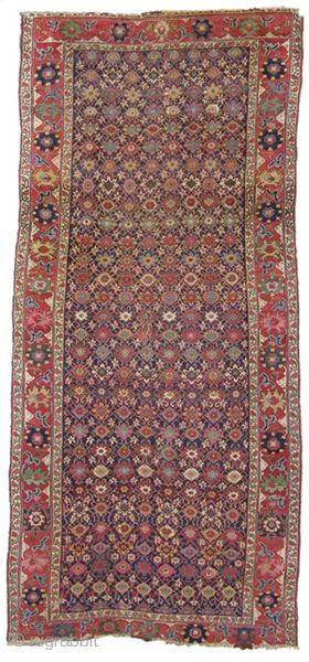 Nagel Auction September 7 2010 Lot 145 Kurdish Kelley Northwest