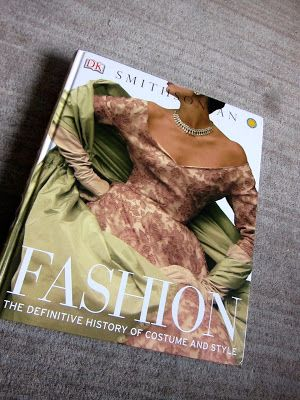 Fashion: The Definitive History of Costume and Style (DK, 2012)