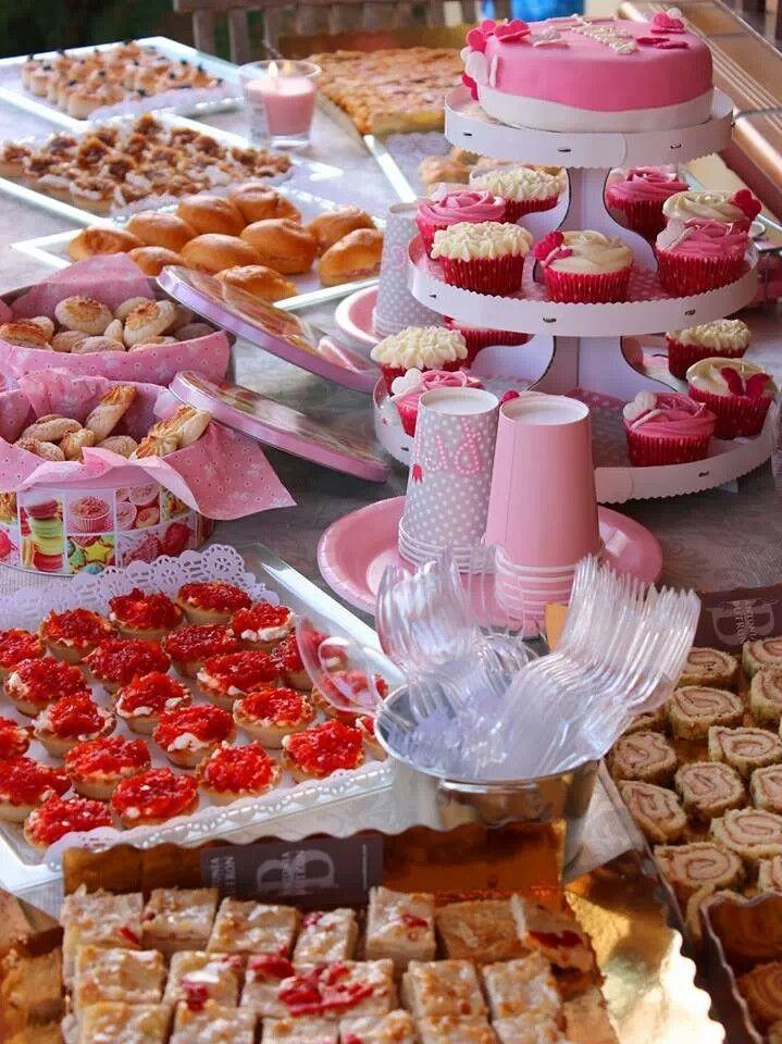 Canapes fiesta infantil decoracion de fiesta de - Decoracion de mesa de cumpleanos infantil ...