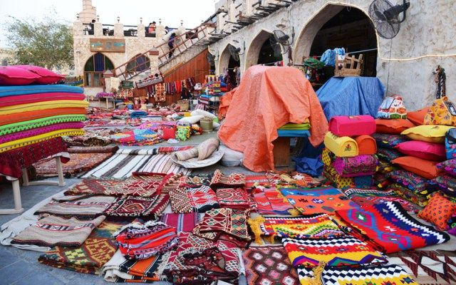 Souq-Waqif-Doha