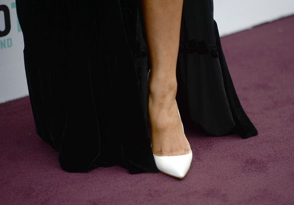 Ciara Photos Photos - Singer Ciara (shoe detail) attends the 2013 NewNowNext Awards at The Fonda Theatre on April 13, 2013 in Los Angeles, California. - 2013 NewNowNext Awards - Red Carpet