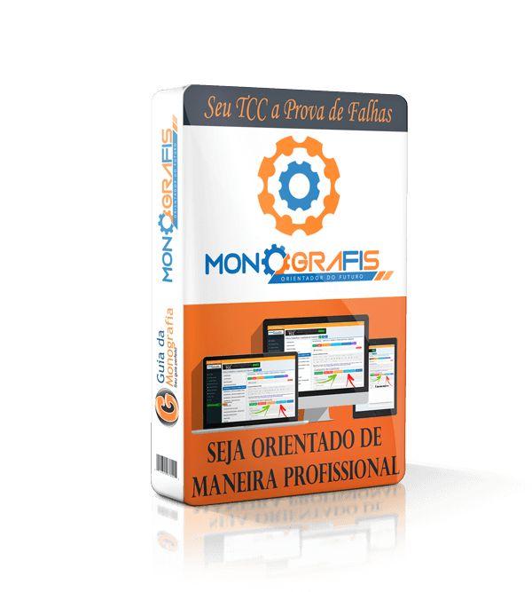 O Monografis 2.0 é um sistema online que serve para guiar o estudante passo a passo do resumo à conclusão do TCC, Artigo Cientifico, Monografia, Dissertações ou Tese.