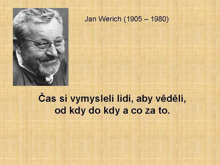 Jan Werich 2