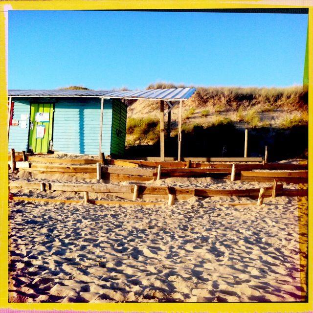 Surf School - Plage du Gros Jonc - Le Bois-Plage  - Ile de ré - France