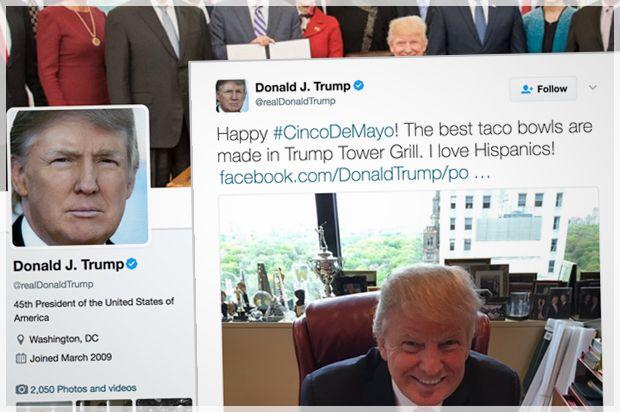 "Happy first anniversary of Donald Trump's ""I love Hispanics!"" Cinco de Mayo tweet - Salon"