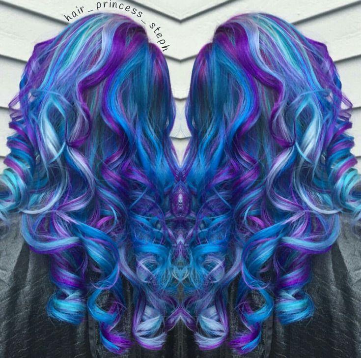17 best ideas about royal blue hair on pinterest dark blue hair dye royal blue nails and blue. Black Bedroom Furniture Sets. Home Design Ideas