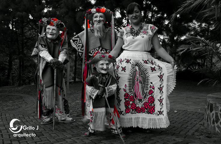 Baile de los Viejitos, MIchoacán. México