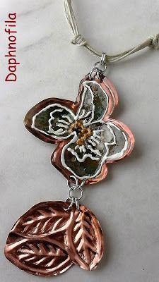 Τα daphnofila δημιουργούν: Ένα λουλούδι αζαλέας!