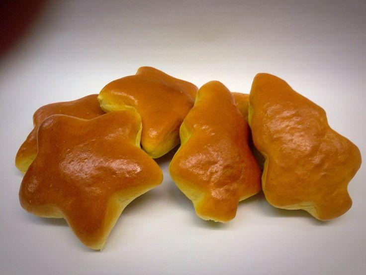 Kerst broodjes boom en ster!!