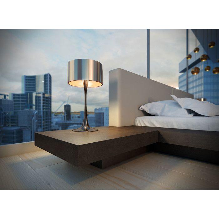 Modloft Sloan Upholstered Platform Bed & Reviews   AllModern