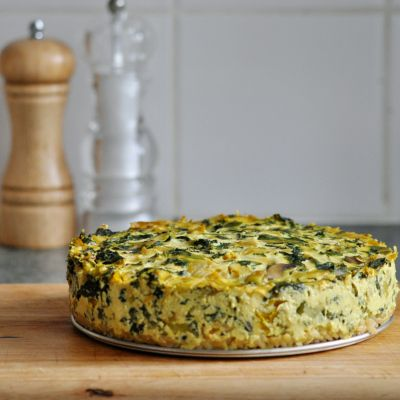 The Incredible Vegan Frittata! | An Ode To Mung Beans