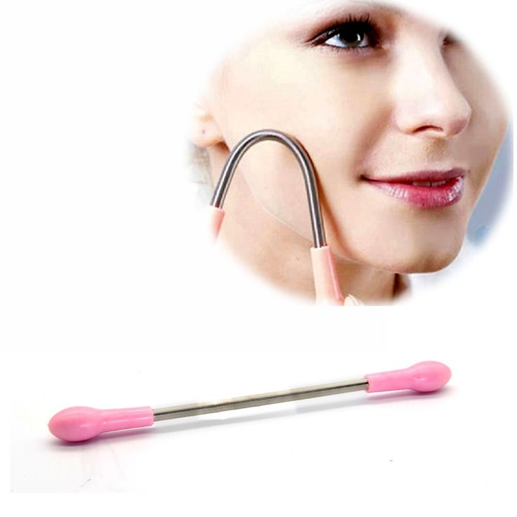 $0.73 Find More Epilator Information about 1pcs Face Facial Hair Spring Remover Stick…