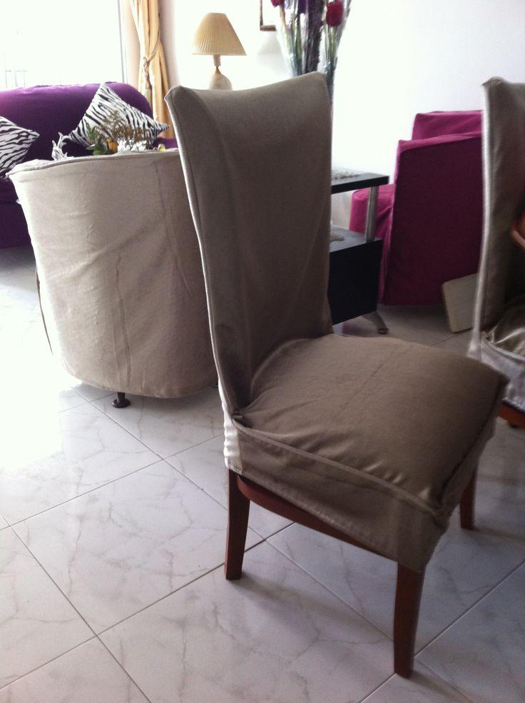 Vestido para sillas