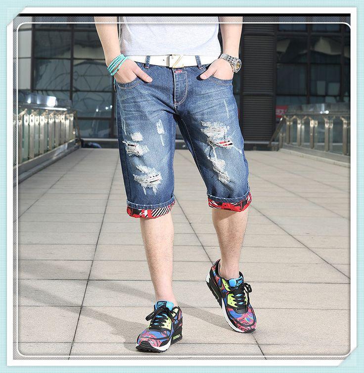 Дешевое Bt смотреть корейских мужские брюки dsq мужские джинсы хип хоп мешковатые джинсы шорты отверстие джинсы A109, Купить Качество Джинсы непосредственно из китайских фирмах-поставщиках: mens jeans Slim Straight jeans male men pants famous designer 100 original slim fit 1018US $ 30.56/piecemen jeans famous