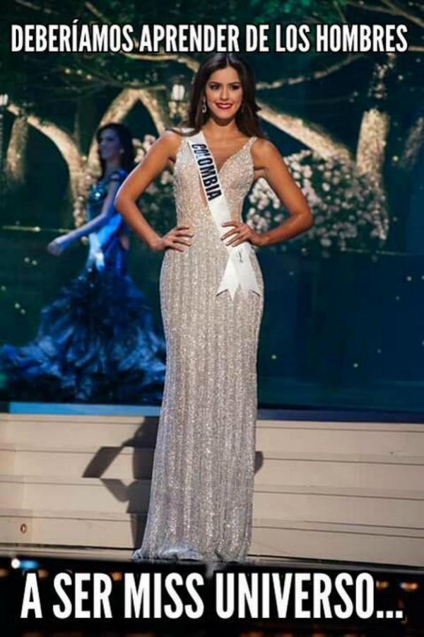 Los memes por la respuesta de Miss Universo - Yahoo Celebridades México