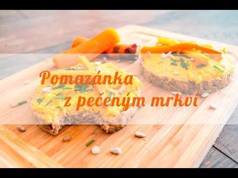 Pomazánka z pečených mrkví – FoodVideo.cz