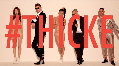Blurred Lines ---love this song!