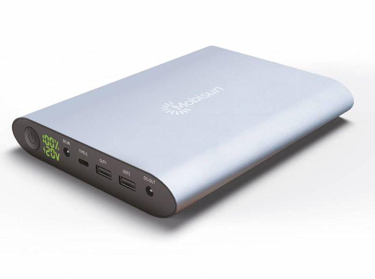 Mobisun 40.000 mAh laptop powerbank   Mobisun