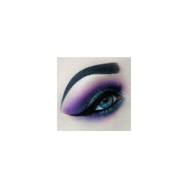Eyeshadow Art | Makeup Artists - Inked Magazine ❤ liked on Polyvore featuring beauty products, makeup, eye makeup, eyeshadow and cat eye makeup