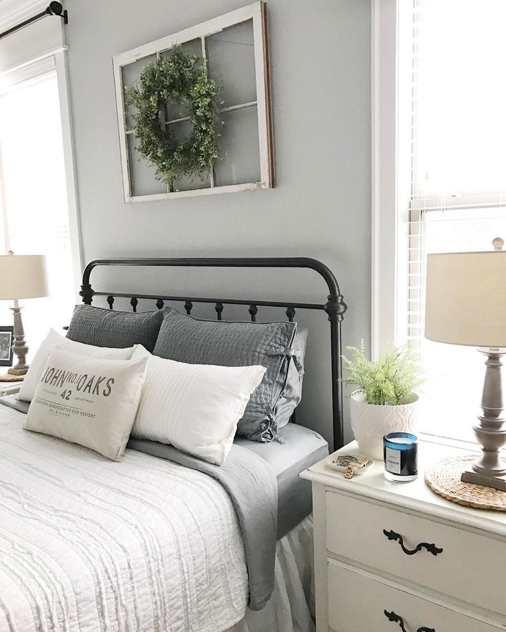 """3,698 Likes, 70 Comments - alicia  our vintage nest (@ourvintagenest) on Instagram: """"White and gray... I love these colors together.  It's crazy how much my color palette has evolved…"""""""