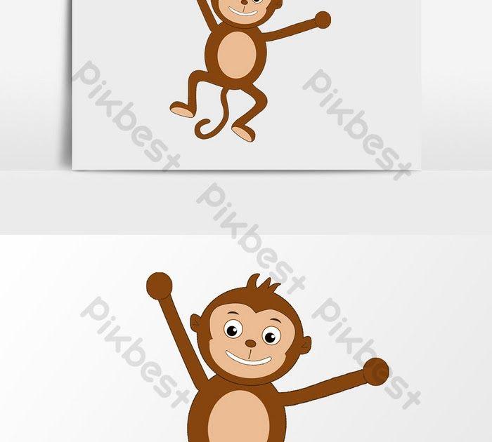 Terpopuler 30 Gambar Kartun Monyet Cantik Bahan Monyet Kartun Comel Ilustrasi Psd Percuma Muat Turun Download Bayi Musim Panas Gambar Kartun Kartun Gambar