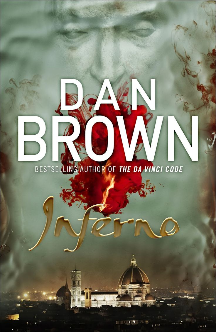 Inferno Is The Latest Thriller By The Bestselling Author Dan Brown,  Featuring…