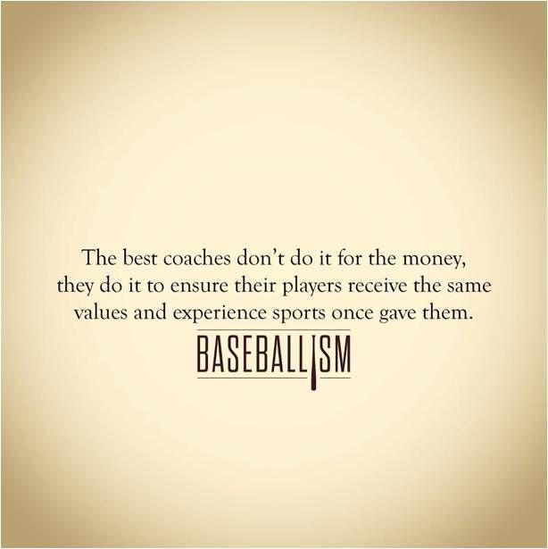 559 best baseball images on pinterest baseball stuff baseball baseballisms a great baseball coach fandeluxe Images