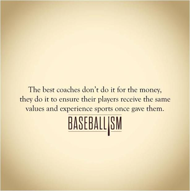 Famous Coaches Quotes: Best 25+ Baseball Coaches Ideas Only On Pinterest