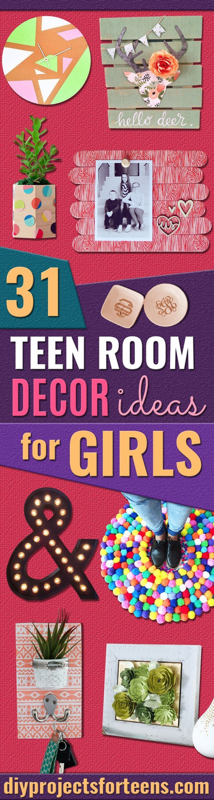 310 best teen & tween girls room images on pinterest | bedroom