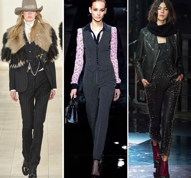 Fall/ Winter 2015-2016 Print Trends | Fashionisers